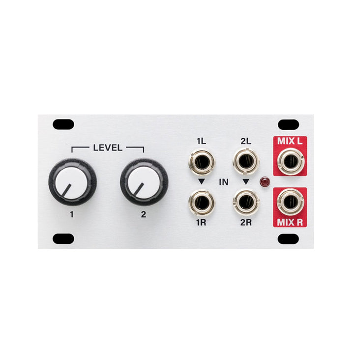 Intellijel Stereo Mixer 1U