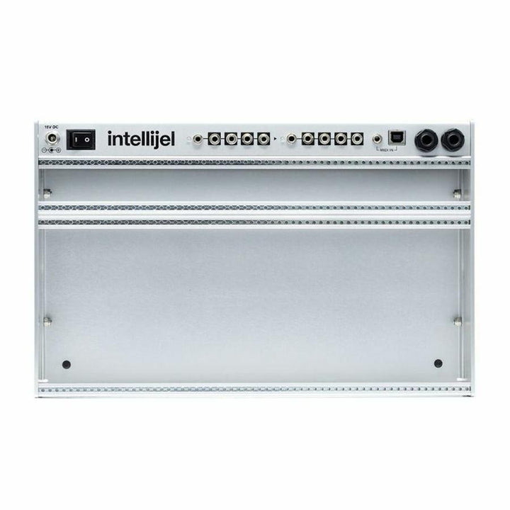 Intellijel Palette Case 62HP x 4U with Power- Silver