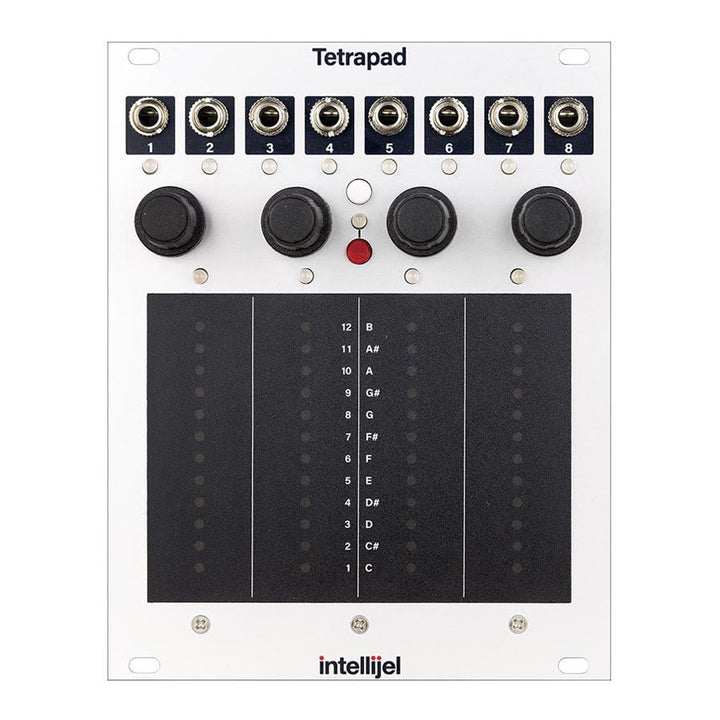 Intellijel Tetrapad Multi-Dimensional Performance Touch Controller