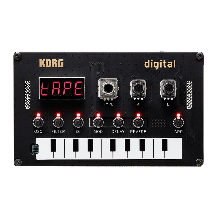 Korg NTS-1 Synthesizer / Effect Processor