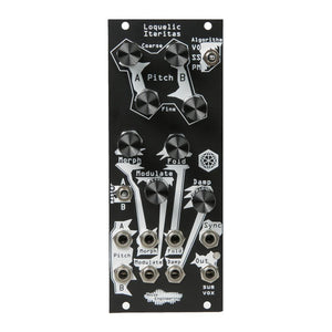 Noise Engineering Loquelic Iteritas Oscillator (Black)