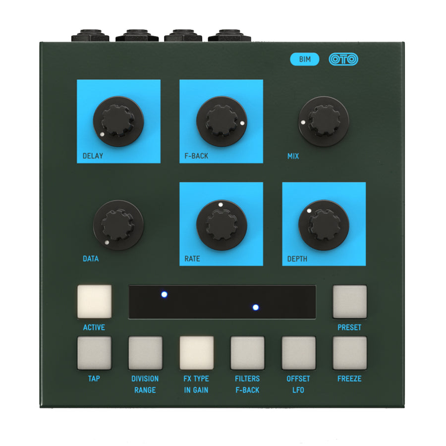 OTO Machine BIM 12 Bit Delay Unit