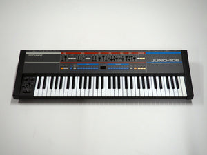 ROLAND JUNO 106 60 VINTAGE SYNTHESIZER SYNTH VANCOUVER CANADA 303 606 707 808 909