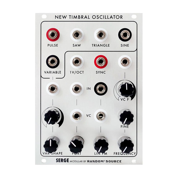 Random Source Serge New Timbral Oscillator