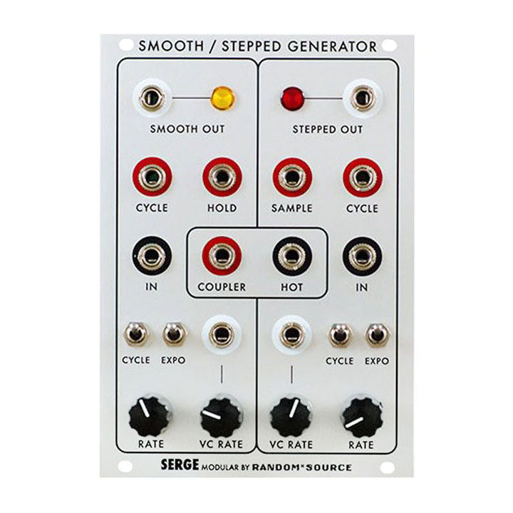 Random Source Serge Smooth & Stepped Generator (SSG)