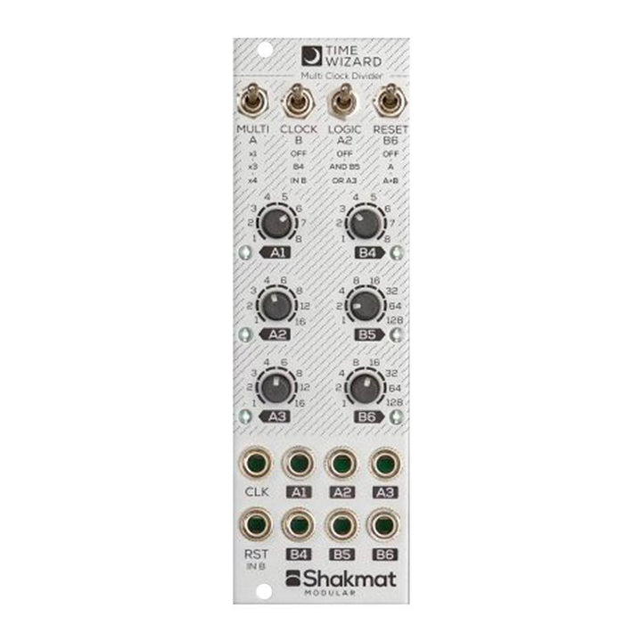 Shakmat Modular Time Wizard Clock Processor