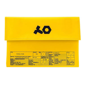 Teenage Engineering OP-Z PVC Roll Up Yellow Bag