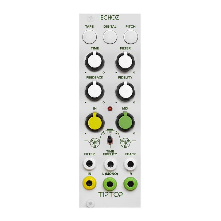 Tiptop Audio ECHOZ Delay - White