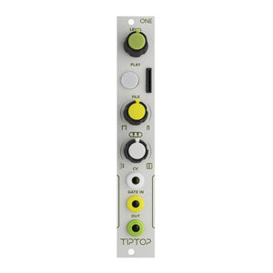 Tiptop Audio ONE Sample Module