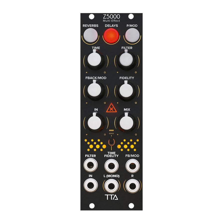 Tiptop Audio Z5000 Multi-Effects - Black