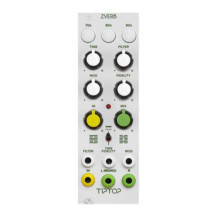 Tiptop Audio ZVERB Reverb - White