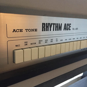 Vintage Acetone FR-1 Drum Machine