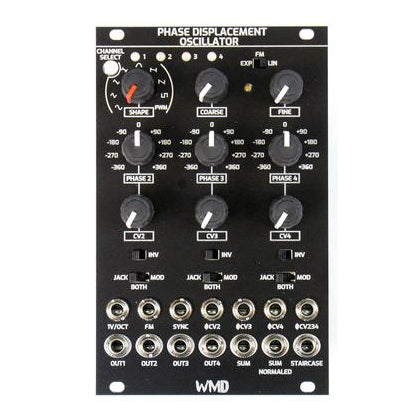 WMD Phase Displacement Oscillator MkII