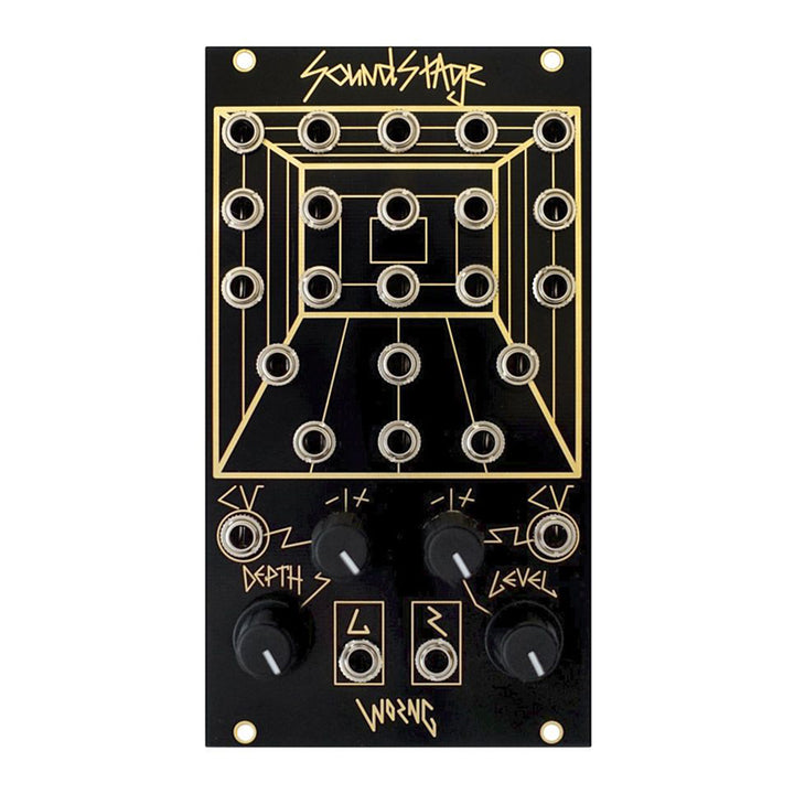 WORNG Electronics Soundstage Mixer / Spatializer