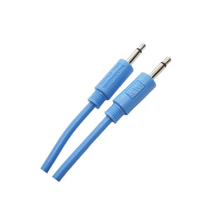 WWI 3.5mm Patch Cable - Blue