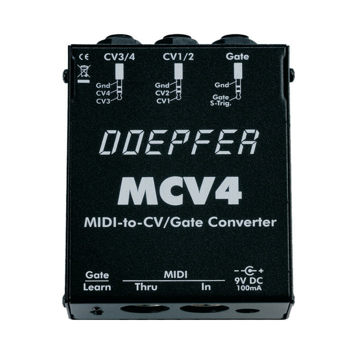 Doepfer MCV4 Midi to CV Interface