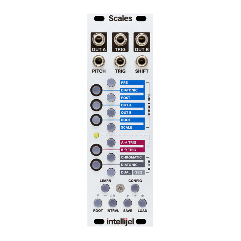 Intellijel Scales Eurorack Modular