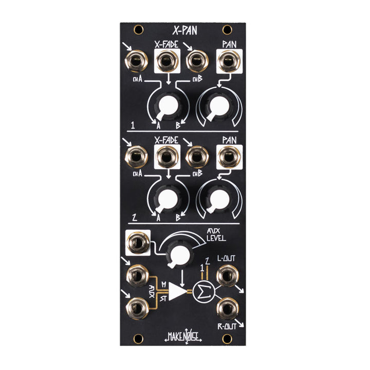 Make Noise X-PAN Eurorack Modular