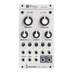 Mutable Instruments Rings Eurorack Modular