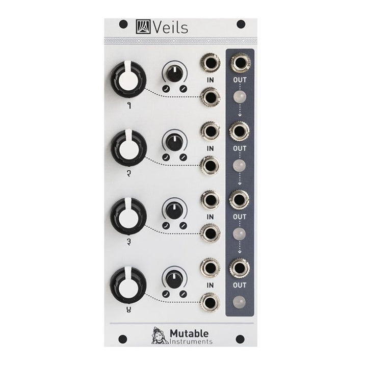 Mutable Instruments Veils