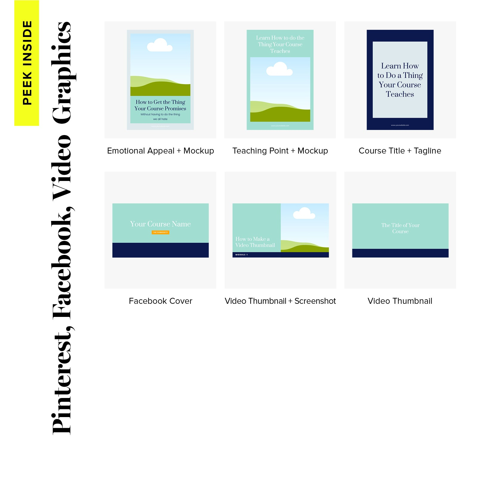 Course Design Kit - Positively Simplified