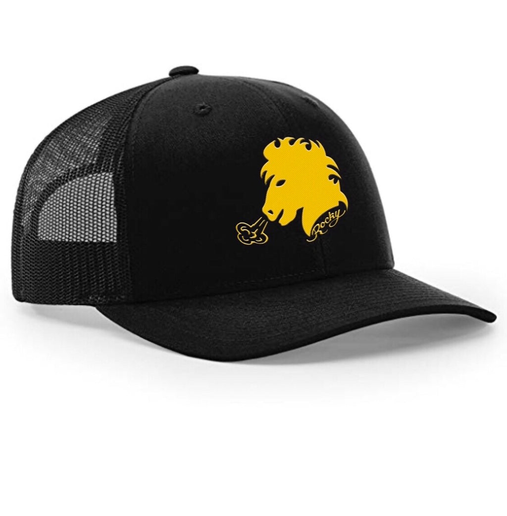 Rocky Stallion Trucker Hat