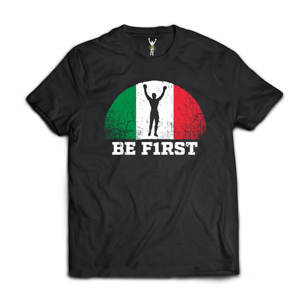 BE F1RST Italy Tee
