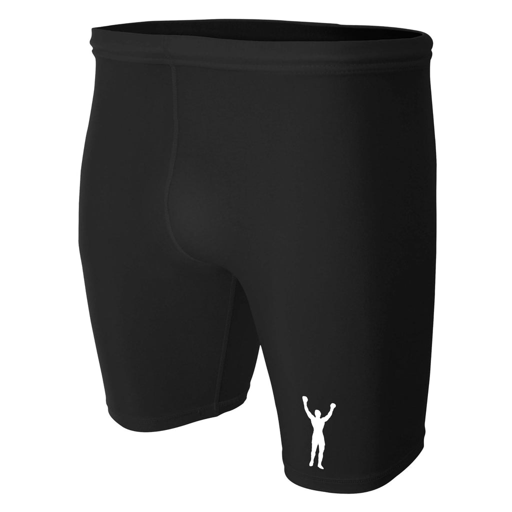 Rocky Statue Compression Shorts