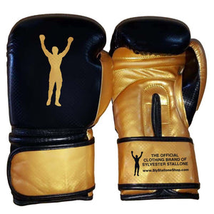 Rocky Statue 10 oz. Training Gloves