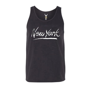 "Over The Top ""New York"" Tank"