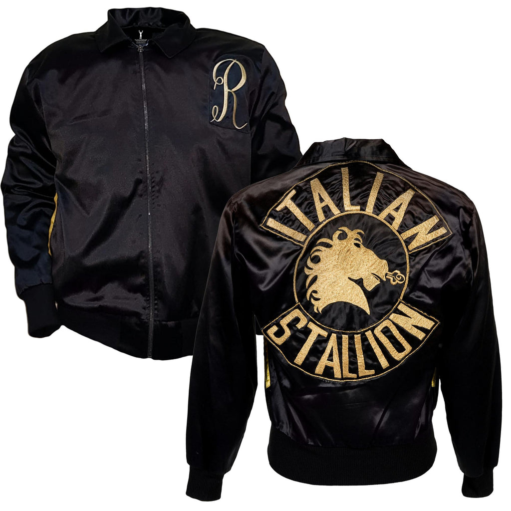 Rocky III Italian Stallion Training Jacket