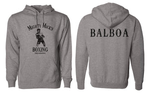 Mighty Mick's Boxing Pullover Hoodie