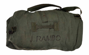 RAMBO Military Duffle Bag