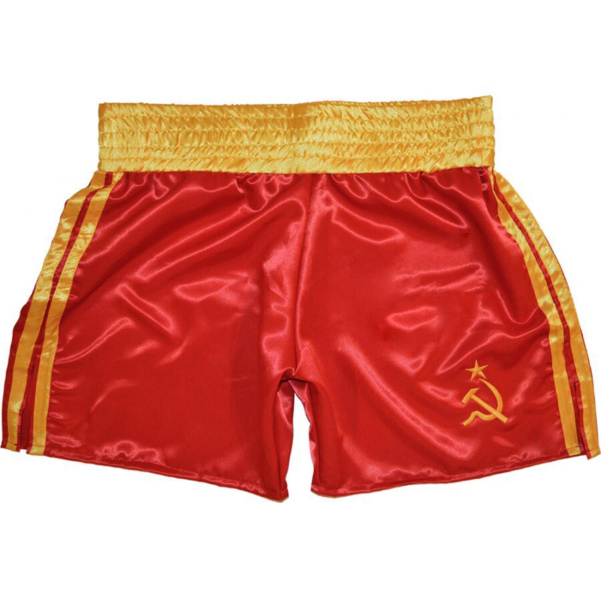 Ivan Drago Rocky IV Boxing Trunks
