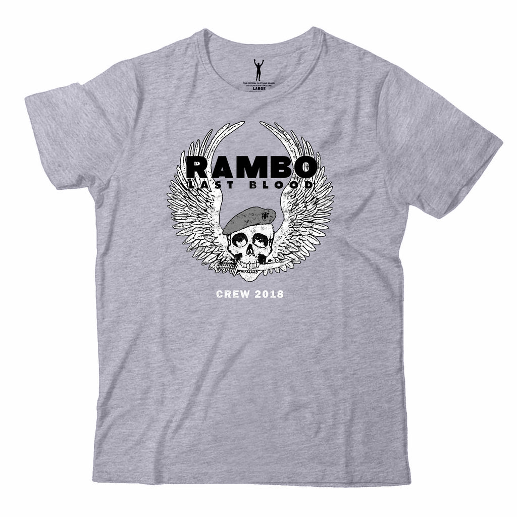 RAMBO LAST BLOOD Cast & Crew Tee