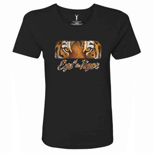Eye of The Tiger Women's Tee