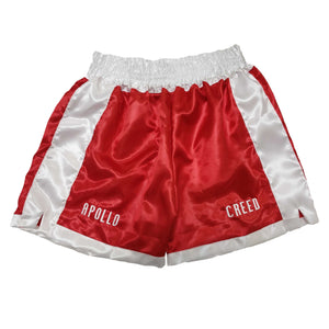 Apollo Creed Rocky II Boxing Trunks