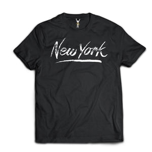 "Over The Top ""New York"" Tee"