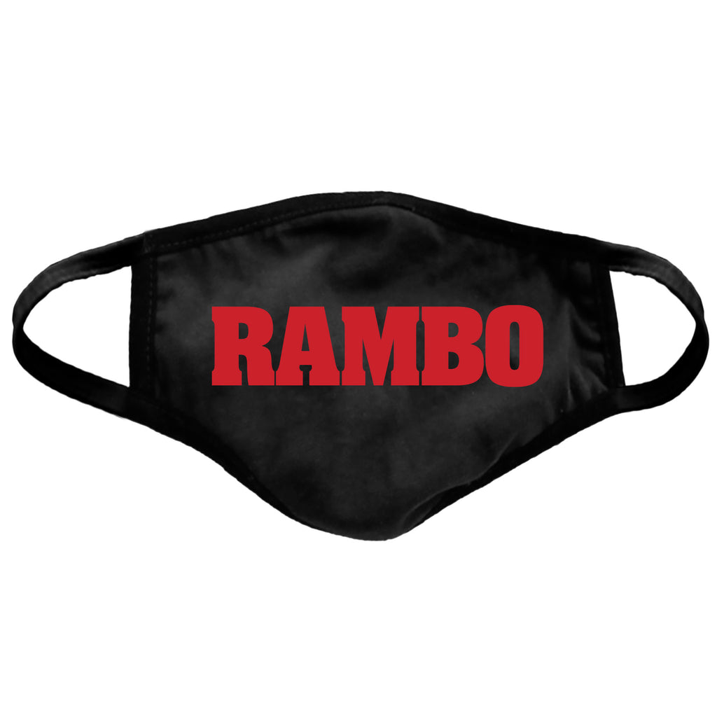 RAMBO Face-Mask