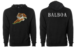 Rocky II Tiger Pullover Hoodie