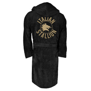 Italian Stallion Bathrobe