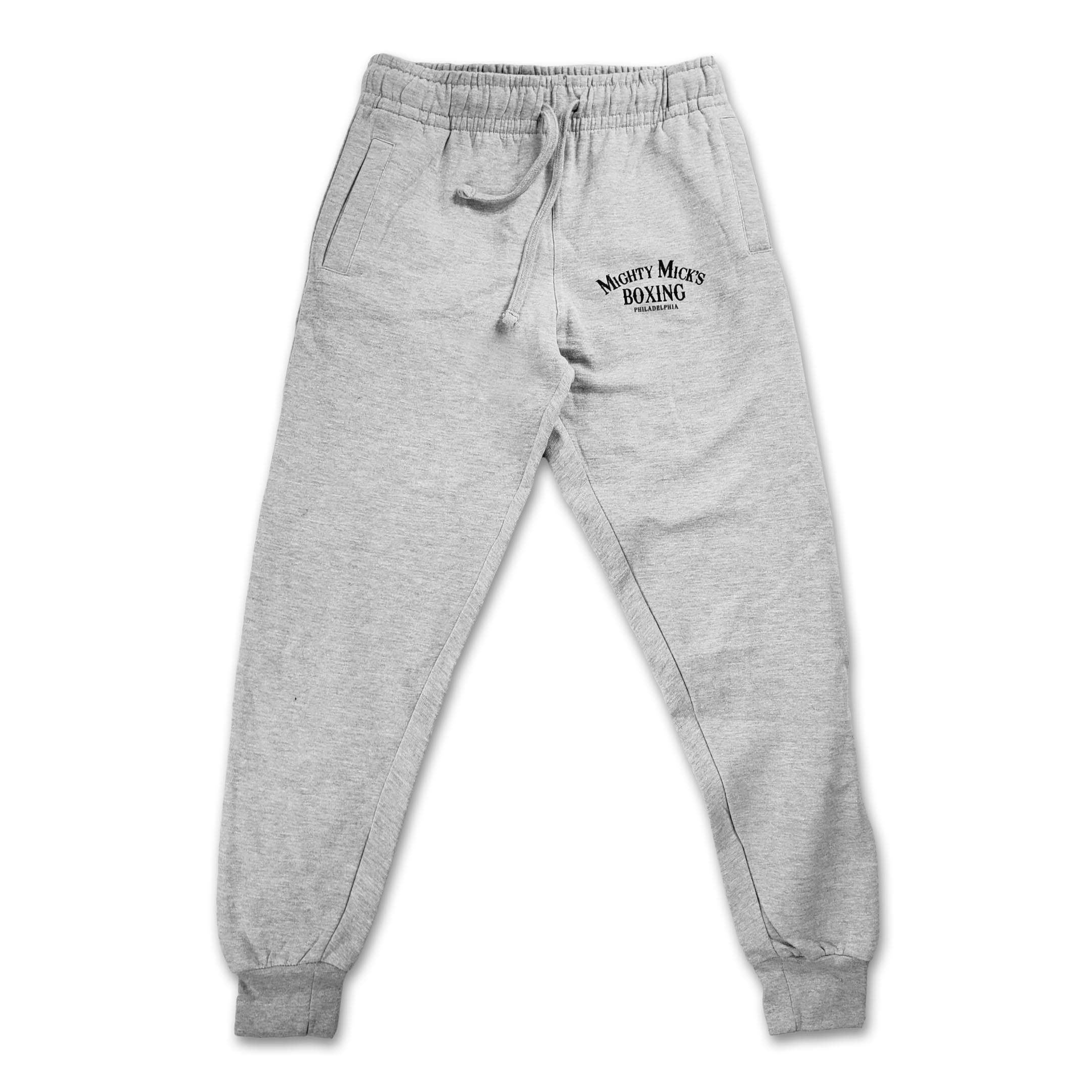 Mighty Mick's Boxing Fleece Joggers