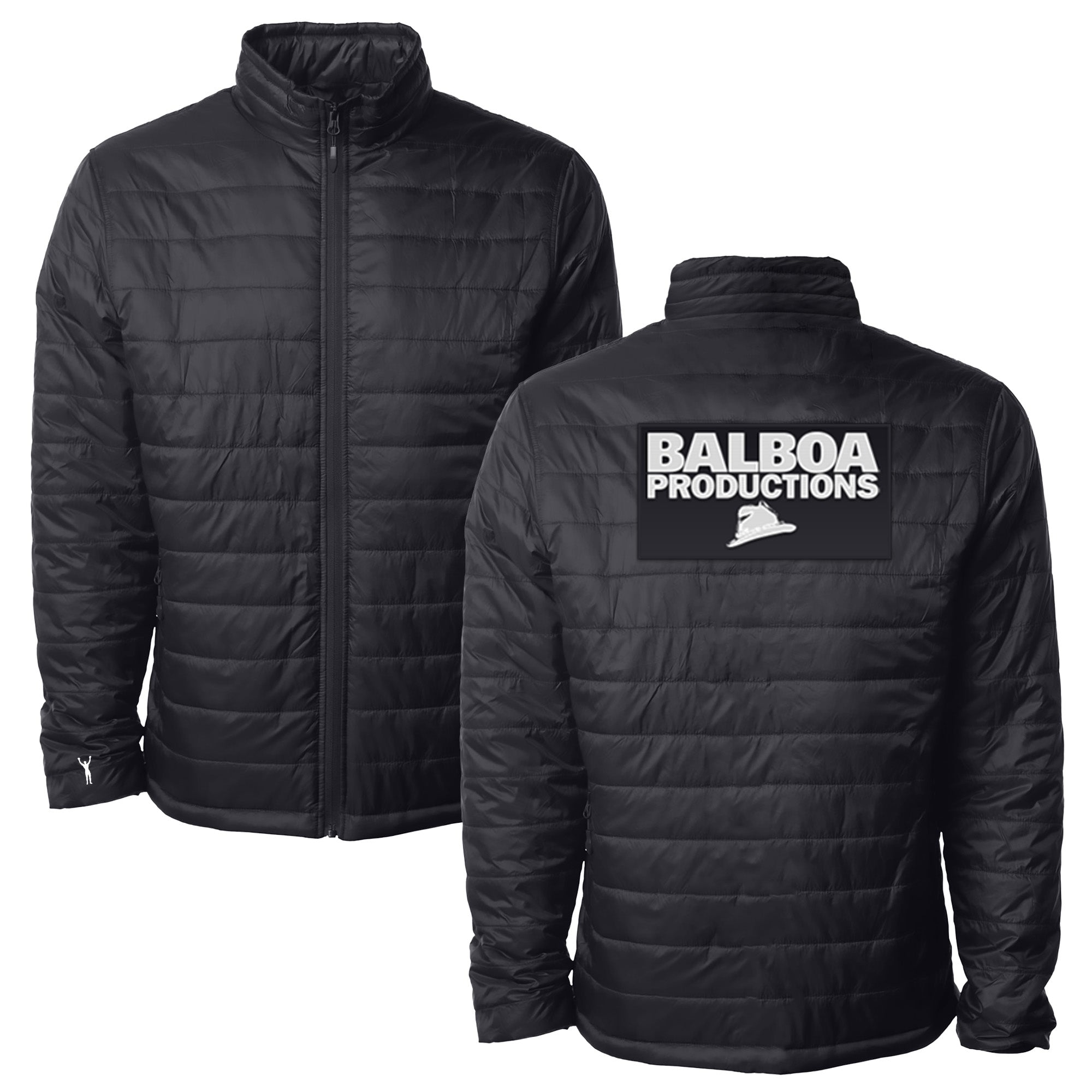BALBOA Productions Quilted Jacket