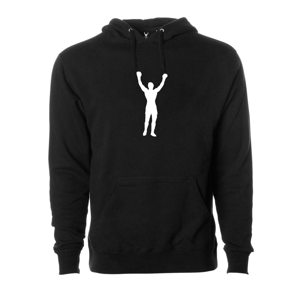 Rocky Statue Pullover Hoodie