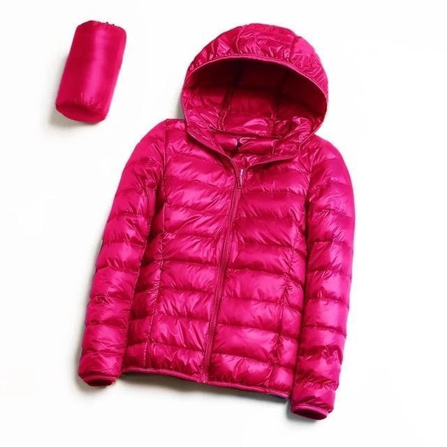 Ultra-Light Packable Down Jacket for MEN and WOMEN