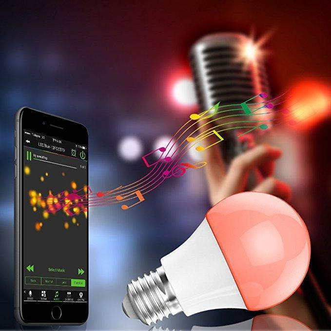 🔥60% OFF-Last day promotion🔥MagicLight Bluetooth Speaker Bulb【Buy 2 Free Shipping】