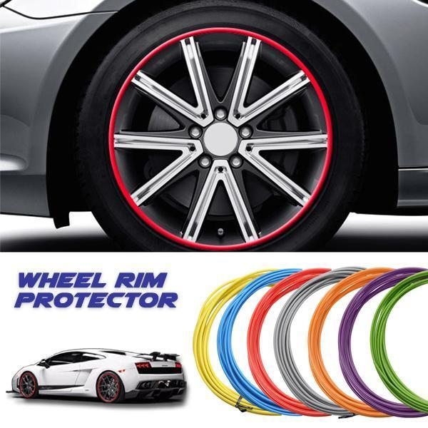 🔥🔥Black Friday Sale UP TO 70% OFF🔥🔥 Pro Wheel Rim Protector