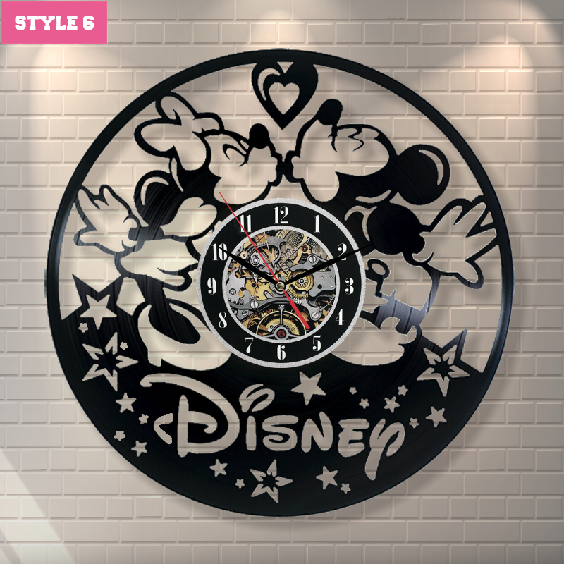 🔥60% OFF-Last day promotion🔥Mickey Mouse Wall Clock