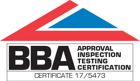 BBA Approved weather sealing tape