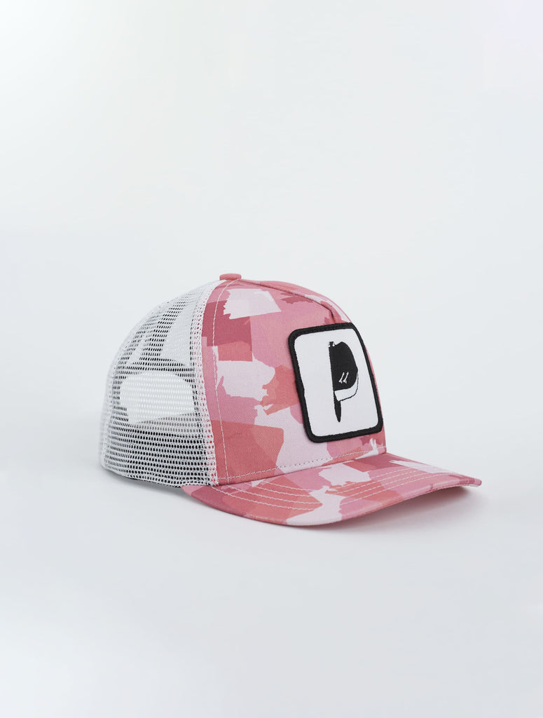 TACTICLE Pink USC Trucker